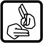 sign language symbol